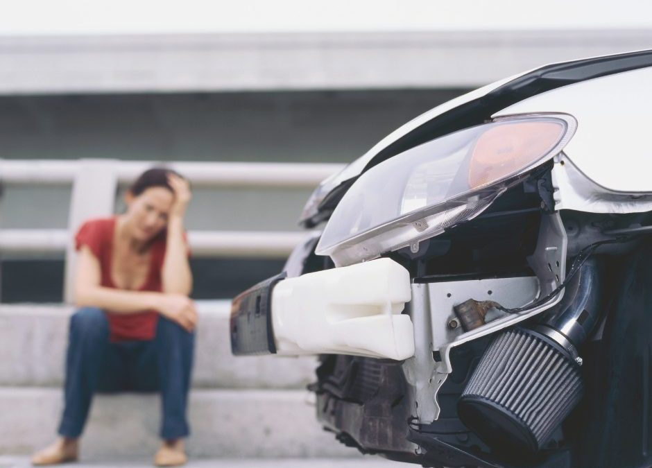 In A Collision? What Are Your Rights?