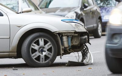 Hidden Car Damage After a Collision