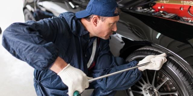 auto repair facility