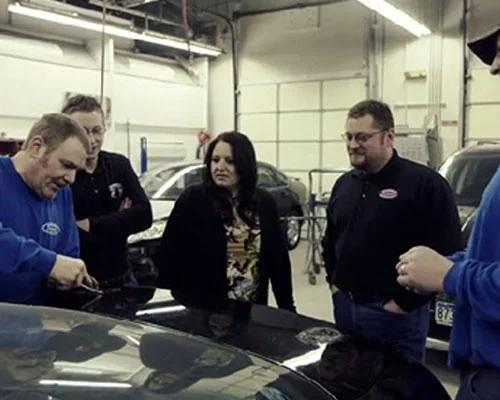 Meet Collision Repair Specialists
